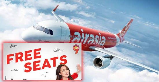 Air Asia feat 11 Sep 2017