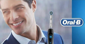 Featured image for 24hr Deal: 74% OFF Oral-B Smart Series 6500 CrossAction Electric Toothbrush! Ends 30 Sep 2017, 7am