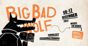 Featured image for Big Bad Wolf Books 75-95% off books sales to return at The Mines from 8 – 17 Dec 2017