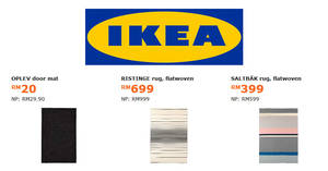 Featured image for IKEA: Enjoy savings of up to RM300 on selected items! Offers valid from 2 Oct – 5 Nov 2017
