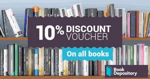 Featured image for The Book Depository: 10% OFF storewide coupon code valid till 1 Aug 2021
