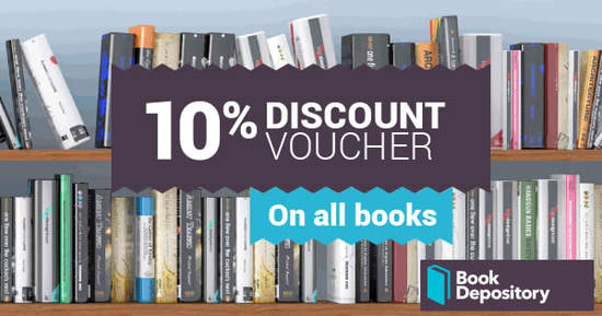 Featured image for The Book Depository: 10% OFF storewide coupon code valid till 15 Nov 2020