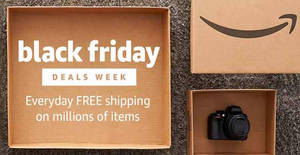 Featured image for Amazon Black Friday Deals Week: Featured Hot Deals & Offers from 17 – 25 Nov 2017