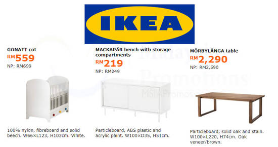 IKEA feat 6 Nov 2017