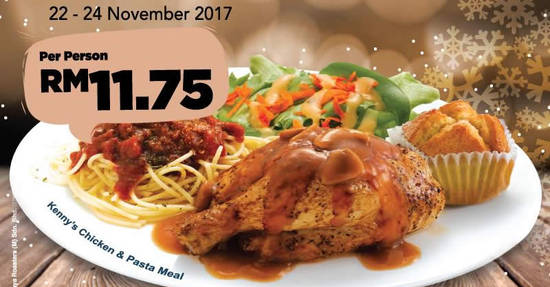 Kenny Rogers ROASTERS feat 22 Nov 2017