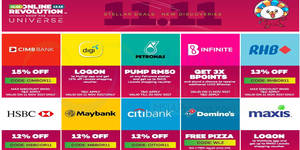 Featured image for Lazada Singles Day vouchers to save up to 15% OFF your purchase on 11 Nov 2017