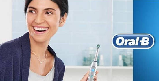 Oral B Smart Series 6000 CrossAction feat 23 Nov 2017