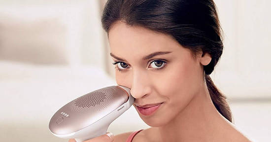 Philips Lumea Advanced IPL Hair Removal System feat 1 Dec 2017