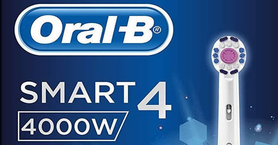 Oral B Smart Series 4000 feat 8 Jan 2018