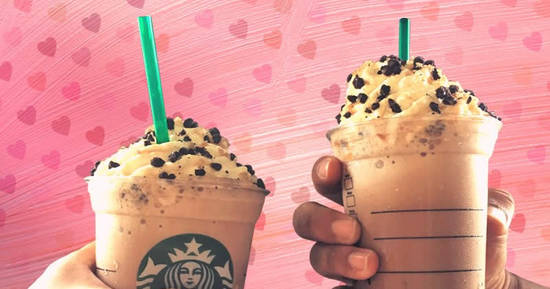 Starbucks feat 14 Feb 2018
