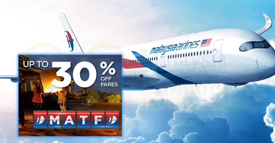 Malaysia Airlines 5 Mar 2018
