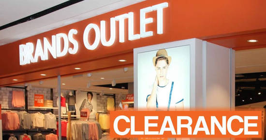 Padini Brands Outlet feat 14 Mar 2018