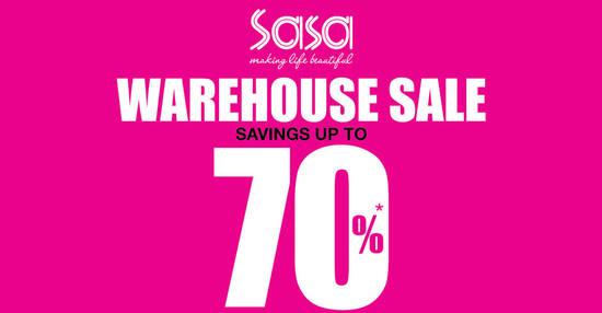 SaSa warehouse feat 1 21 May 2018