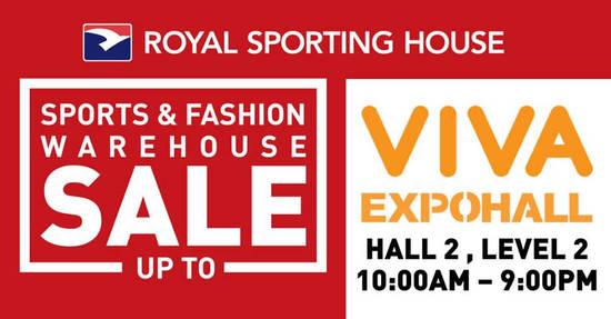 Royal Sporting House feat 3 Jun 2018