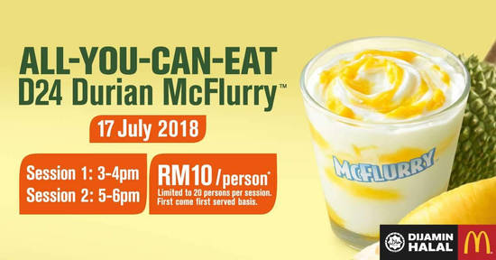 Enjoy an AllYouCanEat 12 Jul 2018