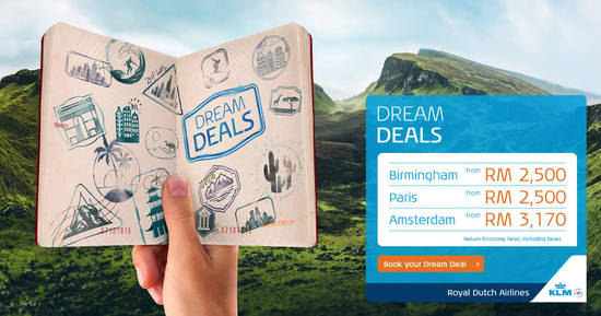 Dream away with 6 Sep 2018