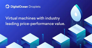 Featured image for Digital Ocean Cloud Web Hosting: Start a Virtual Machine from just US$5/mth + get FREE US$100 credit!