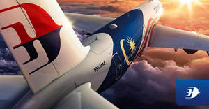 Malaysia Airlines – 15% Off ALL Seats to ALL Flights Flash Sale! Book by 19 Sep 2019