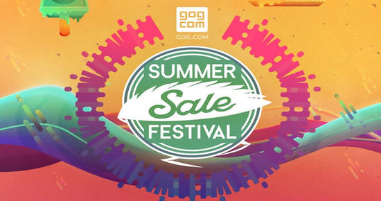 Featured image for GOG.com PC Games Summer Sale Festival with discounts of up to 90% till 17 June 2019