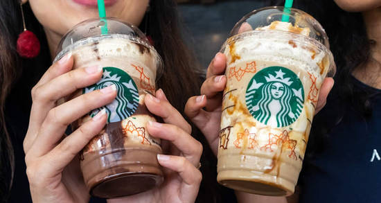 Featured image for Starbucks is offering two Grande-sized beverages for only RM26 every Wednesday till 17th July 2019