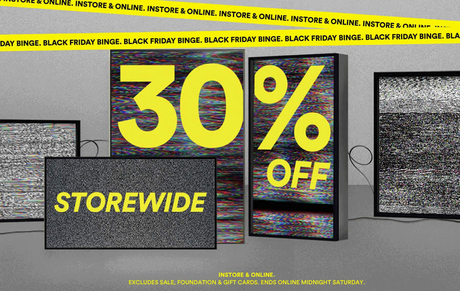 Cotton On: 30% OFF reg-priced items of