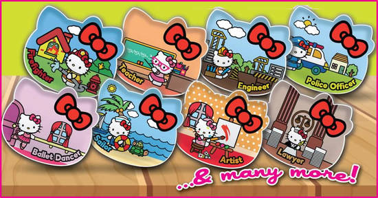 Featured image for 7-Eleven Malaysia Has Cute Hello Kitty Career Plates in 29 Designs (24 Feb - 19 Apr 2020)