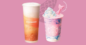 Starbucks Malaysia launches new sweet and savoury seasonal beverages (From 29 May 2020)