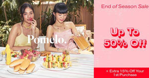 Featured image for Pomelo End of Season Sale Is Here – Enjoy Up to 50% Off Online!