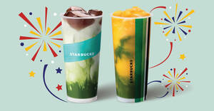 Featured image for Starbucks: Grab any 2 Grande-sized promotional beverages at RM16 on Wednesday, 16 Sep 2020
