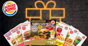 Featured image for Burger King releases 20 new coupons you can just flash to redeem extra savings till 17 Jan 2021