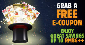 Featured image for Burger King releases over 20 new coupons you can flash to redeem extra savings till 17 Feb 2021
