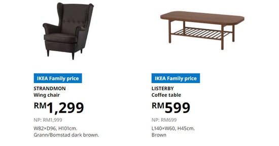 Featured image for IKEA Damansara: Save up to RM700 on selected items this October! Offers valid till 31 Oct 2021